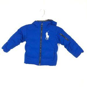 Polo Ralph Lauren Puffer Coat 3T